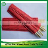 Individual Fancy Disposable Bamboo Chopsticks Semi-Closed Packing, Japanese standard wedding favors chopstick