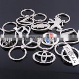 Promotion Metal Spinning Key Ring,Custom Keychain/ Custom Brand Car Metal Keychain/ Bulk Cheap Custom Keychain