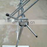 Roting Panel Stand With Fully Galvanized