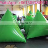 2016 Hot sale brand new extremely funny outdoor PB02 inflatable bunker paintball