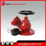 Flanged fire hydrant fire landing hydrant fire landing valve