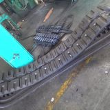 Rubber Track Z450*86*56sb for Skid Steer Loaders