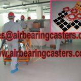 Air casters for sale of Finer brand in china