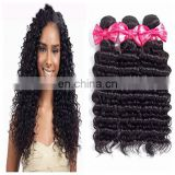High Quality Deep Curl Virgin Brazilian Hair Cheap Human Hair Bundles original brazilian human hair