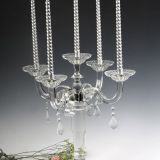 wholesale crystal candelabra for wedding