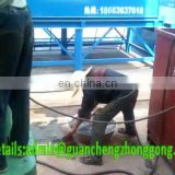 Gravity separator/separating and washing machine gold concentrator