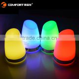 USB Style plastic LED night lights decorative warm white lamp wireless rechargeable table lamp                                                                         Quality Choice