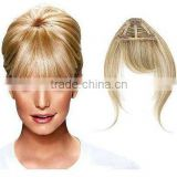 2013 new design cheap price hand tied full lace wig bangs