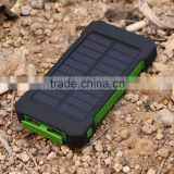 new design travel 10000mah waterproof power bank                                                                         Quality Choice