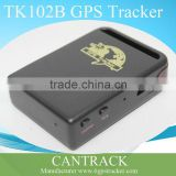 Mini gps tracer TK102B GPS Tracker Mobile Phone for pets, kids, old person with SOS alarm