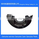 High quality rear brake dust cover assembly bus chassis parts for sale