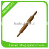 Green bamboo pole