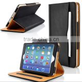 Rotating Tree Stand Case with Smart Cover Auto Sleep / Wake Feature for Apple iPad Air