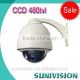 China factory Outdoor Low Speed dome hd sdi ptz camera