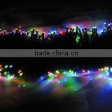 12M 38ft Solar strip Christmas light with 100LED + colorful + long using life for festival holiday and garden decoration