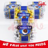 Nice Gift Box Package Chocolate Ball Compound Chocolate