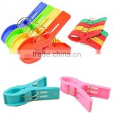 Mixed Color Big Size Plastic Laundry Clip Clothes Pegs                                                                         Quality Choice