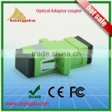 SC UPC fiber optical adapter SC APC adaptor Fast connector