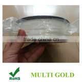 3mm Nylon PA Filament 0.5KG/1KG Spool for 3D Printer White Transparent Color Good Round Shape Stable Melting Point