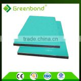 Greenbond wall bubble water panel aluminum composite sheet acp panel