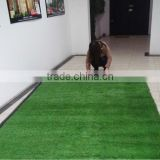 Artificial/rubber/plastic Grass Mat/turf for garden,soccer ground