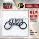 Factory price various size hydraulic oil resistance rubber silicone seals o ring