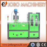 High-speed rotary compression moulding machine