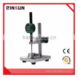 Textile Thickness Tester apparatus to measure the thickness of fabric
