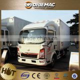 Howo small refrigerated trucks