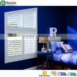 Plantation shutter interior window shutter