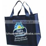 (2012 new style gift and promotion wholesale reusable grocery backpack shopping bag(A-xhm) 27x35cm