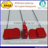 UHF RFID ABS Steel Seal Tag for security tracking