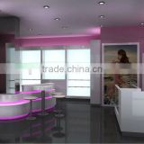 shop units/display fixtures ,wigs display shopfitting , retail display furniture for hair extensions