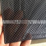 316 (Marine Grade) Powder Coated Stainless Steel Security Mesh For Doors And Windows Screen