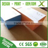 High Quality Best material Paper cards / Paper Business Card printing/ Paper edge colored card