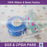 Factory High Quality Plastic Satin Ribbon Roll
