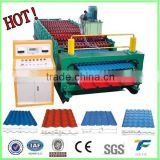 german tech roofing roll forming machine , light steel frame roll forming machinery with new designed type manufacturer