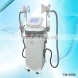 Flabby Skin Tingmay Supply New Generation Cryolipolysis Fat Freeze Body Reshape Slimming Machine With Two Cryolipolysis Vacuum Head Use Together