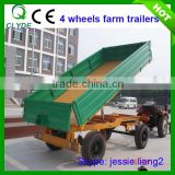 7cx 5T three way tipping trailer