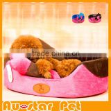 Sweet Luxury Pet Dog Bed Wholesale Sleeping Puppy Bed Cat Floor Mat Pillow