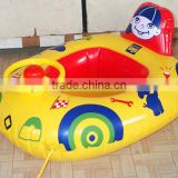 The newest fashion lovely hot sale cheap inflatable baby water car