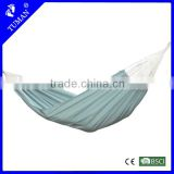 Monochromatic Hot Sale Single Person Camping Hammock With Cotton Bag