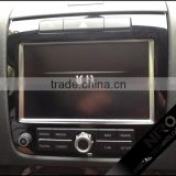 The new Volkswagen Touareg 8-inch LCD screen for Car GPS Navigator, Car audio,digital photo frame