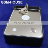 Inquiry About Rain proof audio gsm door phone gsm for villa/house