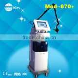 Scar Removal Co2 Fractional Laser Machine With 10.6um Articulated 7 - Joint Arm Skin Tightening