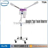 High Quality Stand Digital Spa Cold and Hot Facial Steamer With Wholesale Price