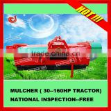 Straw Chopping and Land-Returning Tractor Industrial Mulcher