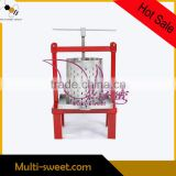 Promotion Economy Beekeeping Processing Mahcine Stainless Steel Honey Beeswax Press Machine For Beekeeping