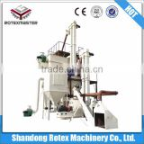 [ROTEX MASTER] Small scale dairy cattle feed pellet production line equipment plant for sale