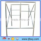 OEM Commercial Kwikstage System Scaffolding , Q235 Painted Steel Scaffolding